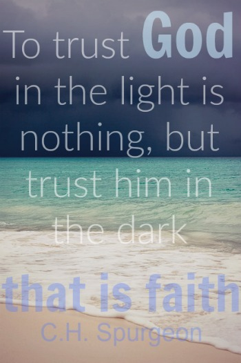 Trusting God When It's Hard: 5 Biblical Truths