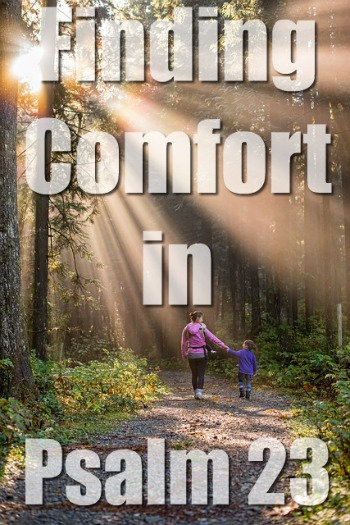 Finding Comfort in Psalm 23