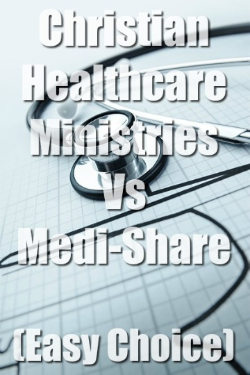 Christian Healthcare Ministries Vs Medi Share 8 Differences