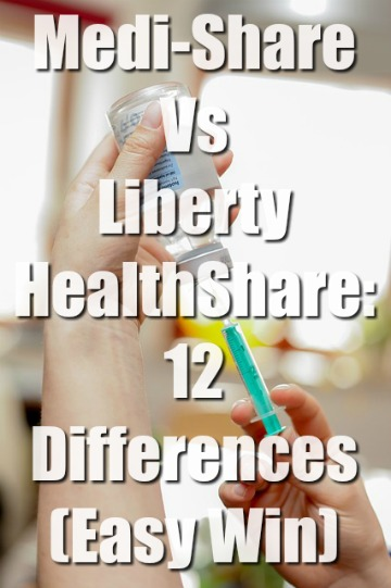 Medi-Share Vs Liberty HealthShare: 12 Differences (Easy Win)