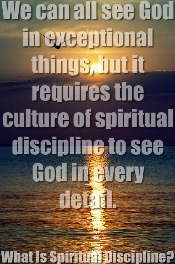 What Is Spiritual Discipline? (12 Christian Disciplines)